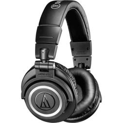 Audio-Technica Bluetooth ATH-M50xBT Wireless Over-Ear Headph