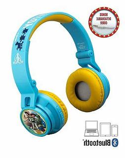 Bluetooth Headphones for Kids Wireless Rechargeable Kid Frie