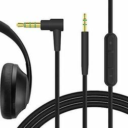 Geekria Audio Cable Replacement for Bose QuietComfort QC35,