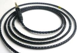 Copper silver Headphone cable cord for Denon AH-MM400 Audio-