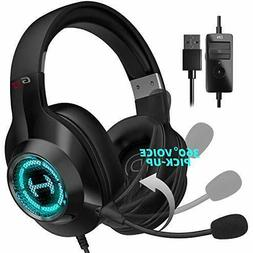 Edifier G2 II Gaming Headset for PC PS4 USB Wired Headphones