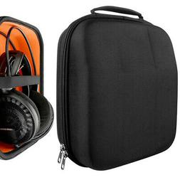 Geekria Headphone Hard Shell Case for Audio Technica ATH AD7