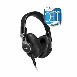 AKG K371 Over-ear, Closed-back Foldable Headphones with Swiv