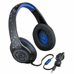 Kingdom Hearts Over The Ear Headphones with Built in Microph