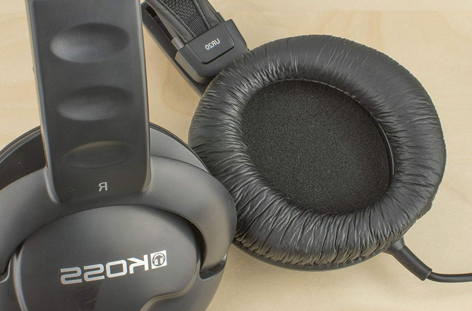 Over Headphones Wired Flexible Sound Stereophone 3.5mm