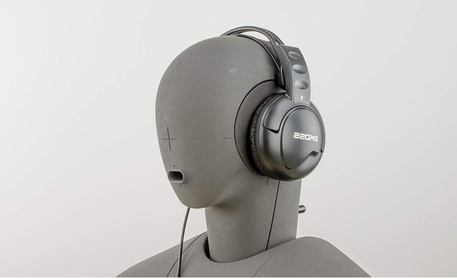 Over Ear Wired Sound