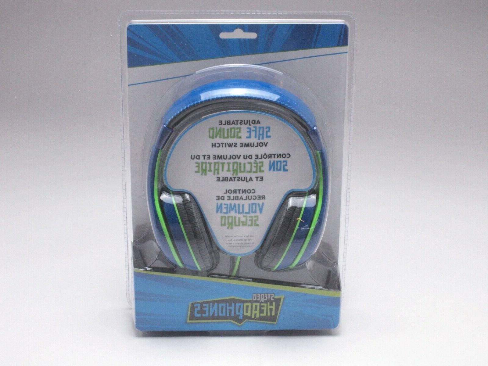 eKIds Wired Headphones