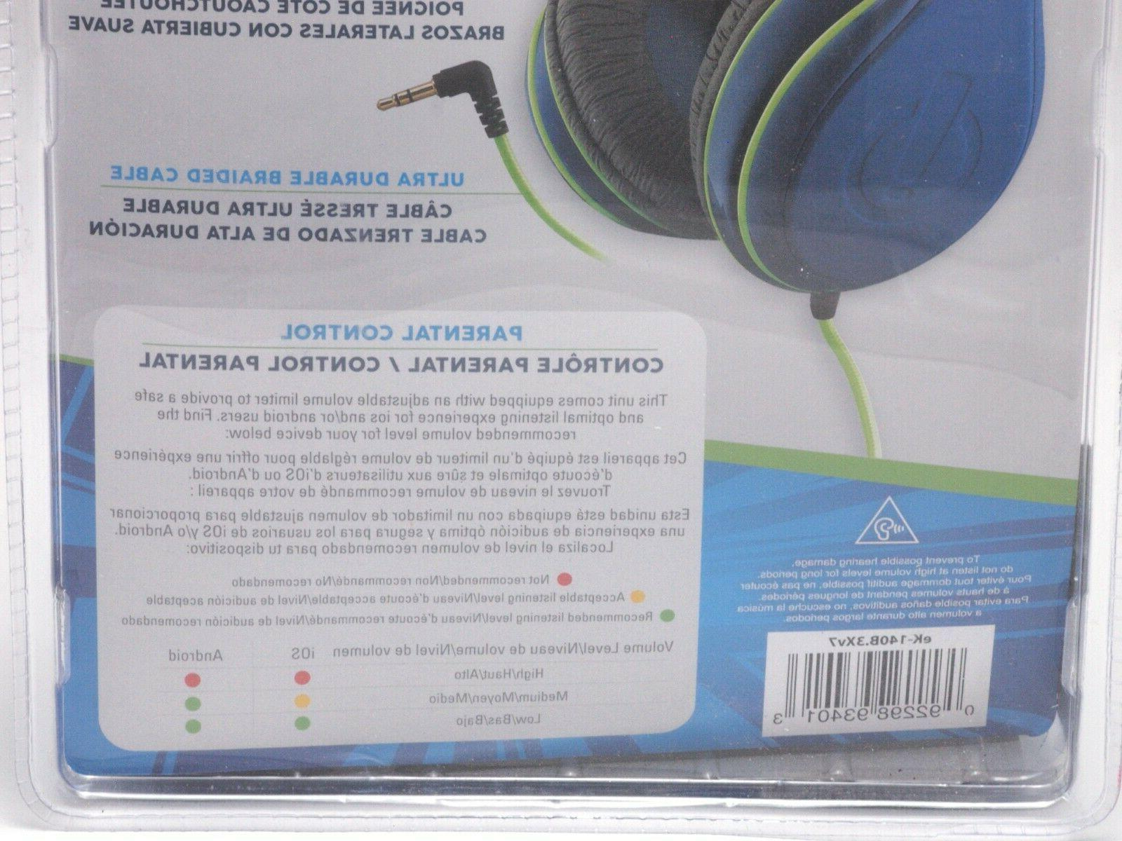 eKIds Headphones with Safe