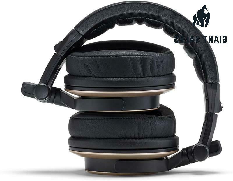 Status Cb-1 Closed Back Headphones With For