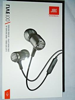 JBL Live 100 in-Ear Headphones with in-Line Mic and Remote,