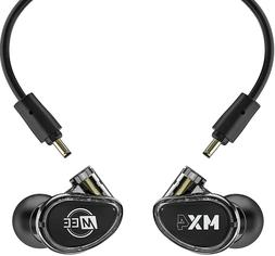MEE audio MX4 PRO Hybrid Quad-Driver Modular In-Ear Monitors