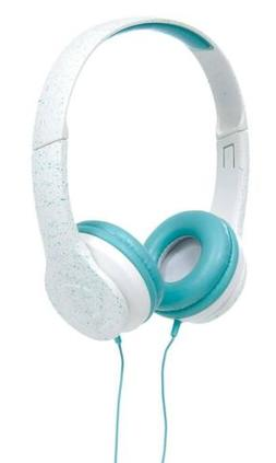NEW Wicked Audio VXN Speckled Wired Headphones Frost White A
