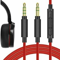 Geekria QuickFit PLUS Cable for Sony MDR-1000X, 100AAP, 100A