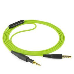 Geekria QuickFit Replacement Cable with Mic for AKG K430 K45