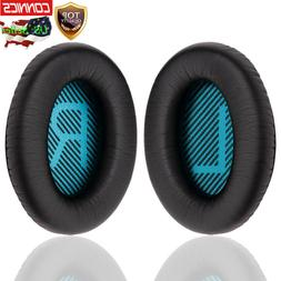 Replacement Ear Pads Headphone Cushions For QC2 QC25 QC35 QC