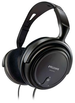 Philips SHP2000 Adjustable Over-Ear Stereo Corded Audio Head