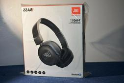 JBL T460BT Wireless On-ear Bluetooth Headphones  with JBL Pu